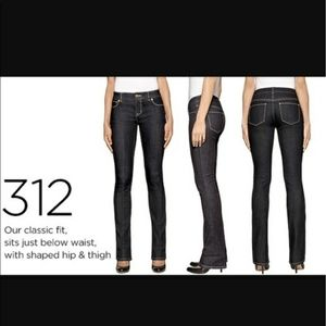 The limited jeans 312 boot cut size 6